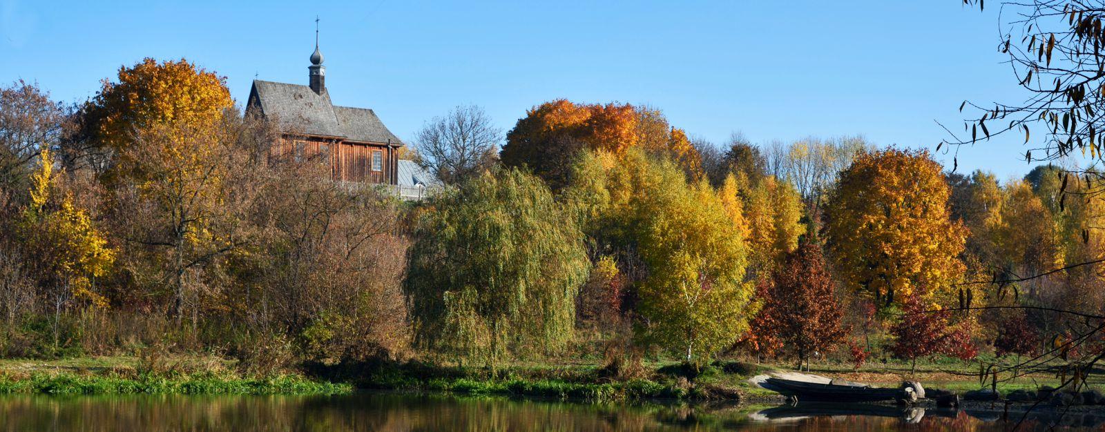 Jesień w skansenie