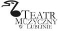 Logo Teatr Muzyczny w Lublinie