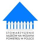 Logo Stowarzyszenie Muzeów na wolny powietrzu w Polsce