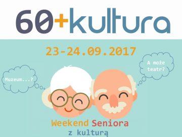 WEEKEND SENIORA<br>23-24 września 2017